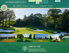 Summit Golf Club website